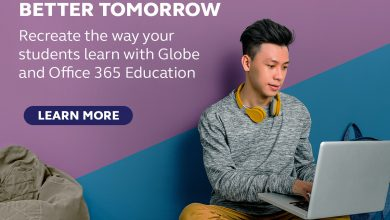 Photo of Globe partners with Microsoft Office 365 to power virtual education