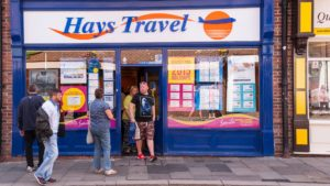 Photo of Hays Travel to close 89 shops as lockdown delays 'bounce back'