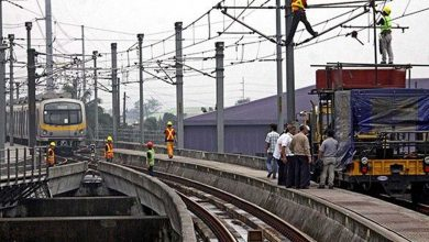 Photo of LRT-1 Cavite Extension more than halfway complete, Transport dep't says