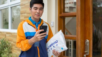 Photo of Entrego now offers cashless option for safer transactions
