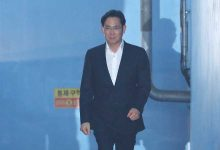 Photo of Samsung's Lee receives 30-month prison term in bribery trial