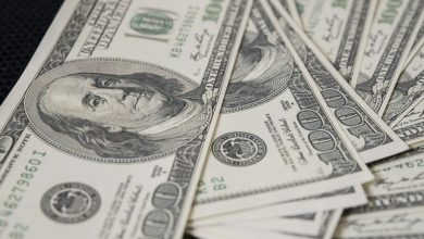 Photo of Dollar drops on first trading day, portending more losses ahead