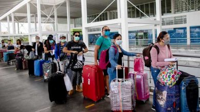 Photo of More than 327,000 Pinoys come home amid coronavirus