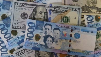 Photo of Peso inches up vs dollar
