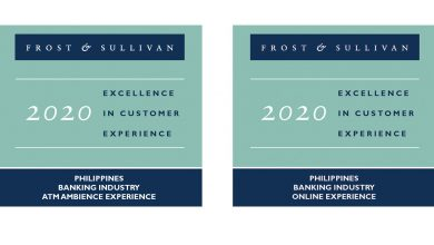 Photo of UnionBank acclaimed by Frost & Sullivan for Superior Customer Experience and Digitized Solutions in Asia-Pacific