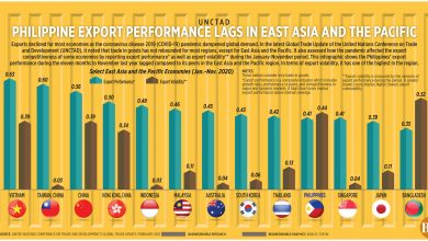 Photo of Philippine export performance lags in East Asia and the Pacific