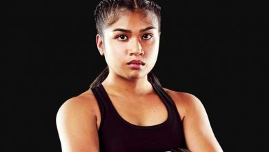 Photo of Fil-Am Jackie Buntan impressive in ONE muay thai debut